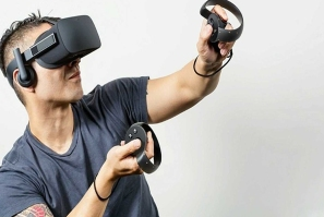 Sculpting in a Virtual Reality environment