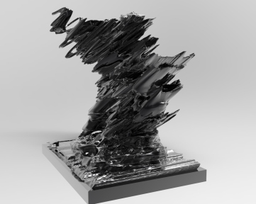 Z brush sculpting