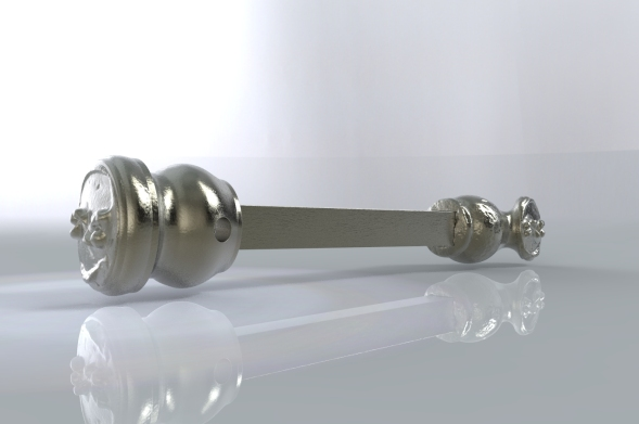Recreation of a Linch Pin for Warwick Museum