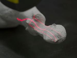 High resolution laser scanning